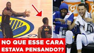 ESSE FOI O ERRO MAIS ABSURDO NUMA FINAL DE NBA | Radar BANDEJA #24