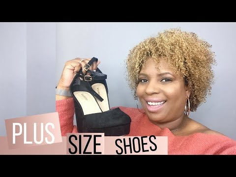 5 Must Have Shoes For Every Plus Size Woman