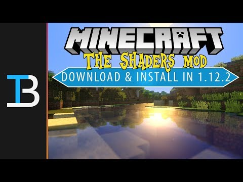 How To Download & Install Shaders in Minecraft 1.12.2