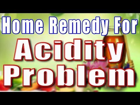 HOME REMEDY FOR ACIDITY PROBLEM II अम्लता का घरेलू उपचार II