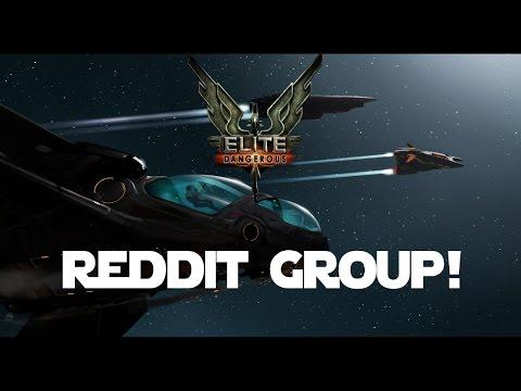 Elite:Dangerous Reddit Private In-Game Group/Server!