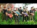 Superhero Action Boss Girl Nerf Guns Team Killer Sister Revenge 10 Years Nerf War