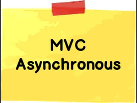 What are MVC Asynch controllers and thread starvation ? ( MVC interview questions with answers)
