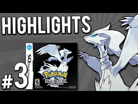 Pokemon Black Randomizer Nuzlocke | PART 3