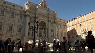 A incerteza no setor do turismo em itália