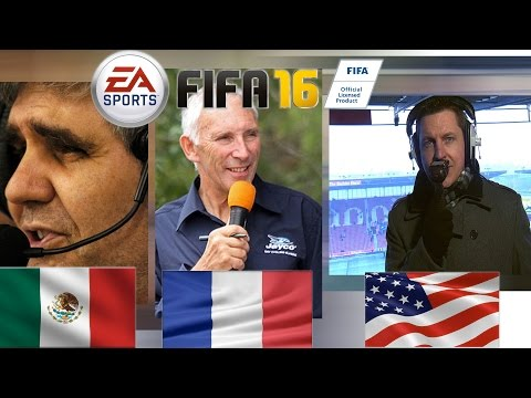 FIFA 16 How To Change Commentary Languages (Voices) PS4 XB1 PC