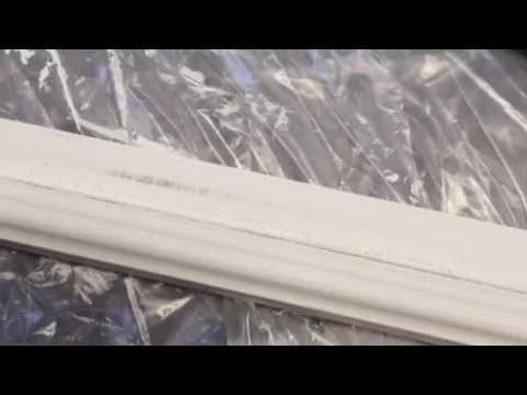 Refinish frames using chalk paint