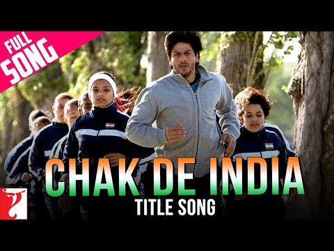 Chak De India - Title Song   Shah Rukh Khan   Sukhvinder Singh   Salim   Marianne D'Cruz