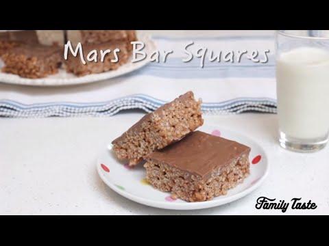 Mars Bar Squares