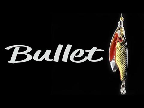 Блесна Golden Catch Bullet!