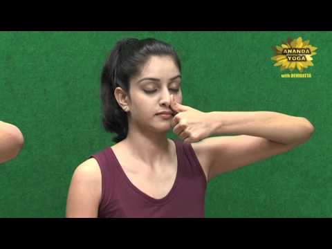 Yoga to Clear your Nasal Passage
