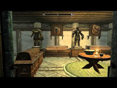 Skyrim Hearthfire Showcase   My Dwellings