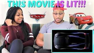 Cars 3 Teaser Trailer #2 (2017) REACTION!!!