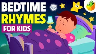 Bedtime Rhymes for Kids   57 Mins Non Stop Compilation   Magicbox English Kids Channel