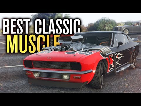BEST CLASSIC MUSCLE CAR!!! | NEW RAPID GT CLASSIC (GTA 5)