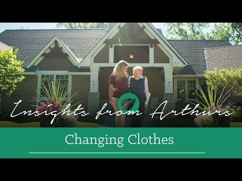 Changing Clothes - Insights from Arthur's