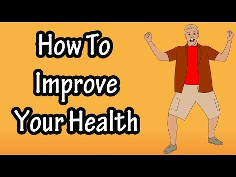 How To Be Healthy - Ways To Be Healthy - Keys To Health - How To Improve Your Health