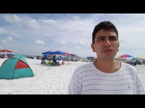 La playa mas bonita de florida Siesta key blog 01