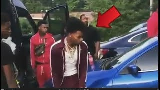 GIVE ME MY 20K BACK! Lil Baby Shows Up 4 Hours Late For STL Video Shoot & Rapper Complains To Baby!
