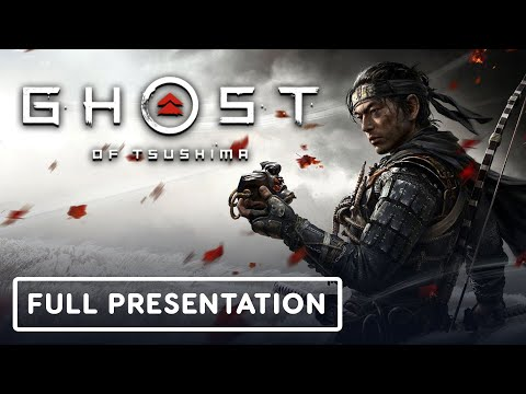 18 Minutes of Ghost of Tsushima Gameplay (Full Presentation) 1080p 60fps
