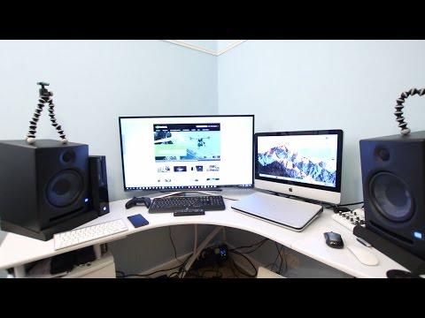 Samsung KU6400 | KU7000  Best Budget 4K UHD HDR LED TV as PC | iMac Monitor