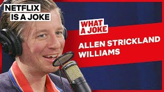 "Allen Strickland Williams Got Too High Filming ""Cooking On High"" 