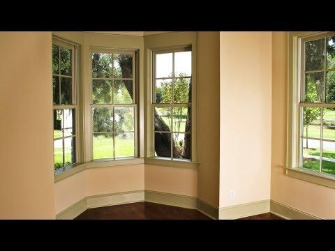 Window Treatments for Bay Windows   Interior Design