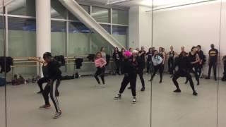 Jonathan Lee's Choreography