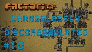 Factorio Changelessly Discombobulated - Angels & Bobs Mods Ep 10: Sulfuric Acid | Gameplay Lets Play