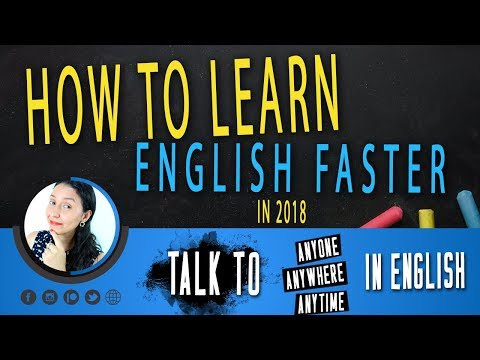 How to learn English Faster in 2018 -The Power of Planning