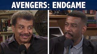 Download Neil deGrasse Tyson on Avengers: Endgame | StarTalk Full Episode Video
