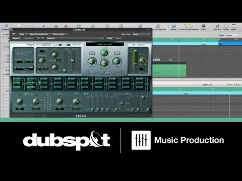 Logic Pro Tutorial: How to Create Multiple Outputs in EXS24 Sampler Instrument w/ Shadetek