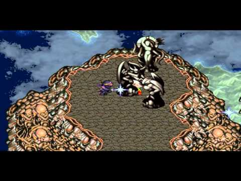 Final Fantasy VI How To Save Shadow