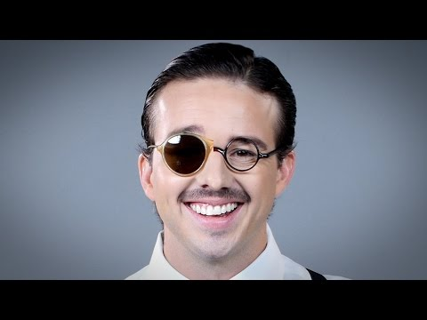 Men's Eyewear: 1930s To Now