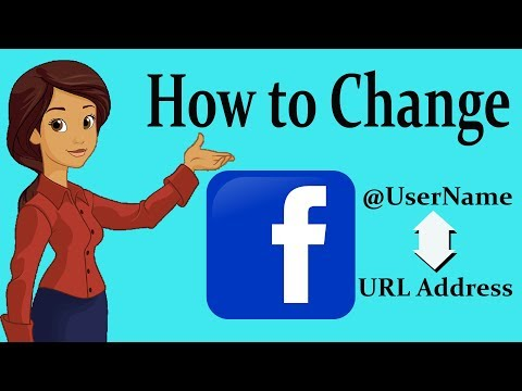 How to Change Facebook Page Name and URL 2017