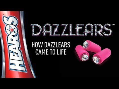 Women's Ear Plugs - HEAROS DAZZLEARS First Bling Ear Plug for Women