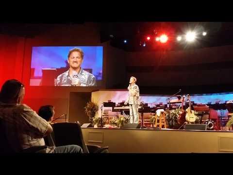 Tim Hawkins in Gardendale Alabama, at Gardendale First Baptist Church