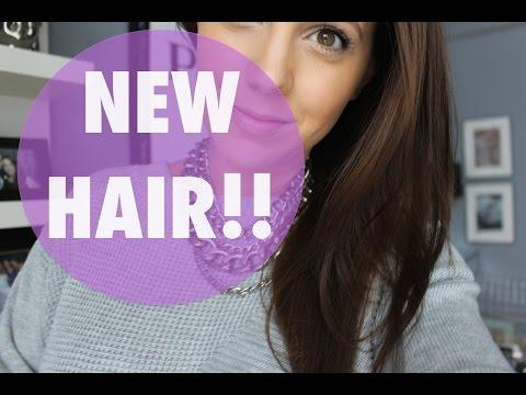 AT HOME HAIR DYE + MY NEW HAIR! | MELSOLDERA