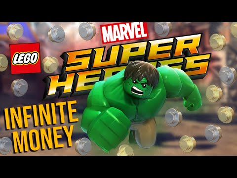 Lego Marvel Super Heroes - How To Get LOTS Of Money!