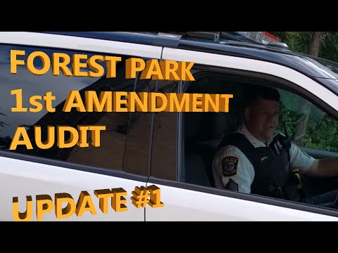 Forest Park, IL 1st Amendment Test - UPDATE #1