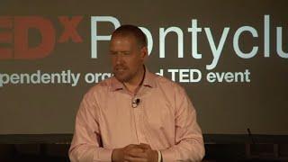 Get Back Up    Jamie McAnsh   TEDxPontyclun