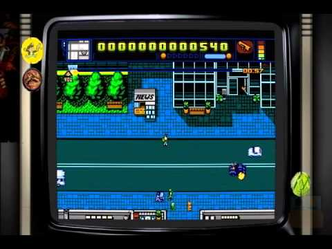 Gaming Smashup - Let's Play Retro City Rampage - Rockets N' Roadkill