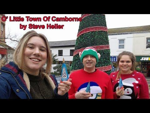 O Little Town Of Camborne by Steve Heller