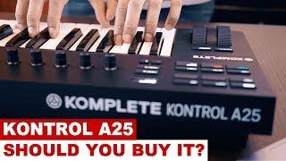 $40 MIDI Controller Review & Unboxing | AKM320 Setup - PakVim net HD