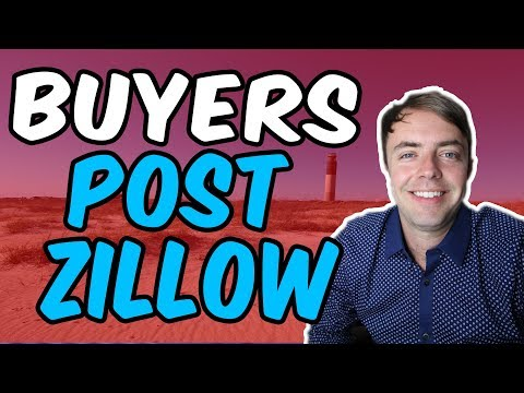 Working With Buyers (IN THE POST ZILLOW ERA)