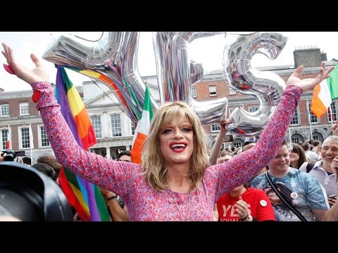 Ireland gay marriage law comes into force
