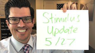 Stimulus Check Update 5/27