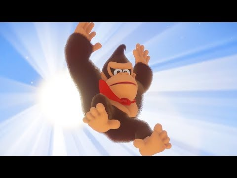 DK IS TOO GOOD! | Donkey Kong Adventure DLC Gameplay Part 2! [Mario + Rabbids Kingdom Battle]