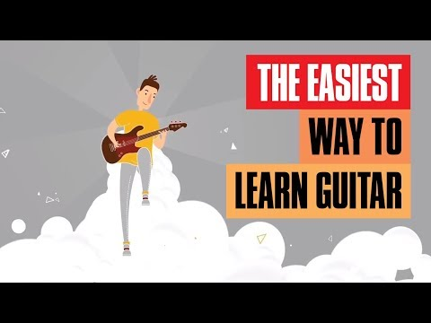 Online Guitar Lessons - Learn How To Play Guitar!