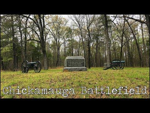 Chickamauga Battlefield & Museum - Georgia - FREE